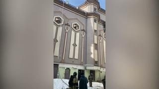МЧС РТ создало оперативный штаб по тушению пожара в ГУМе в Казани