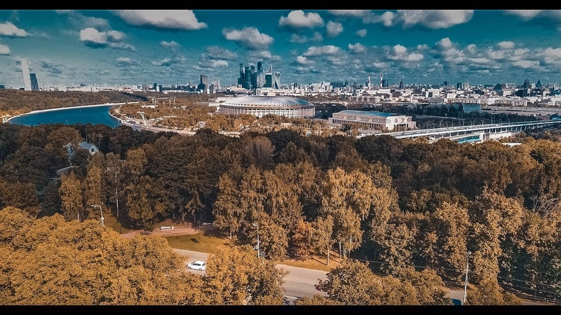Drone ShowReel 2018 TVERCOPTER Аэросъемка в Твери и России