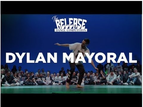 Release Dance Competition - Dylan Mayoral Judge Solo