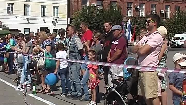 День города Острогожска Мотомероприятие