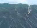 самая большая волна в мире !