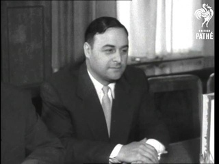Speaker Of The Pakistan National Assembly Visits Russia (1958)
