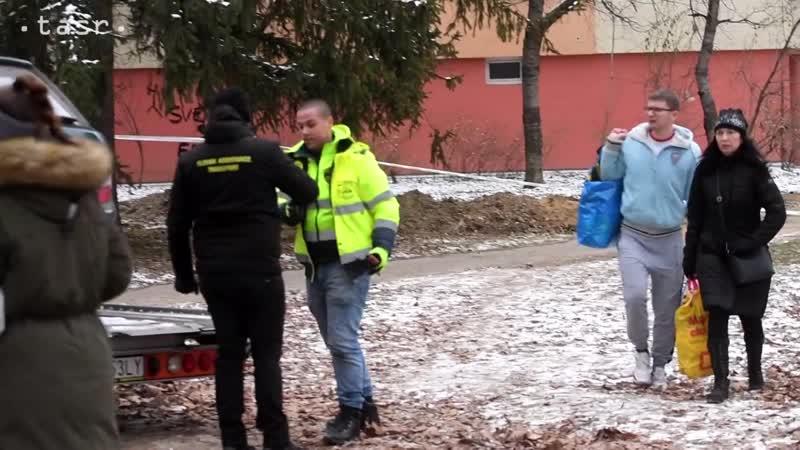 Prešov čaká po výbuchu plynu smutná sobota Bilancovanie obet