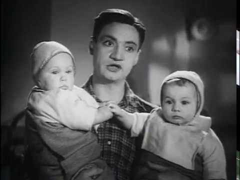 Близнецы комедия реж Константин Юдин 1945 г