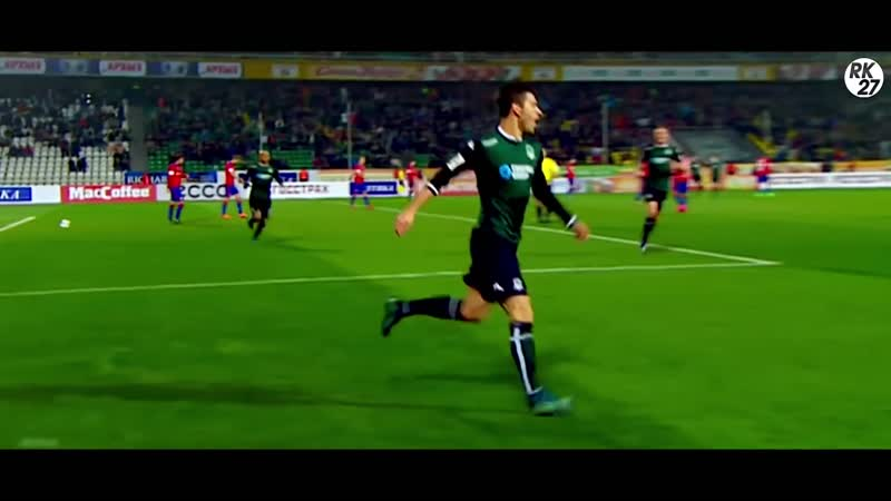 Fedor Smolov — Best Goals Skills • 2014 - 2018