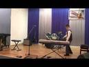 мальчик 8лет играет на трёх инструментах джазовые пьесы