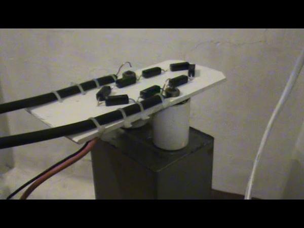 Получение водно масляной взвеси на дробилке Юткина для создания вечного полена
