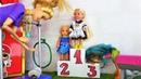 МУЛЬТИК! ВИКИ ВСЕ РАВНО ПРОИГРАЛА Барби гимнастика Мультик про кукол Барби