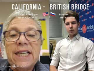California british bridge bb poetry reading 2020!