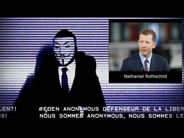 ⚠️Eden Anonymous - Alliance Infos du 15-11-19 : Nathaniel Rothschild arrêté 2019 ! ⚠️