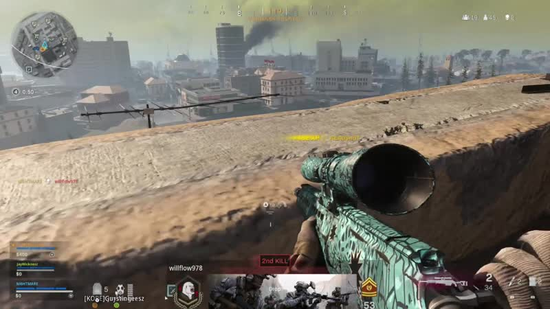 Had to show him it wasnt a fluke Warzone