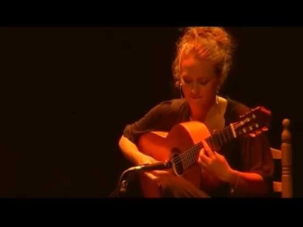 Afra Rubino Tangos de Triana Teatro Duque Sevilla