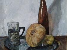 Работы художника-реалиста выставят в Липецком краеведческом музее