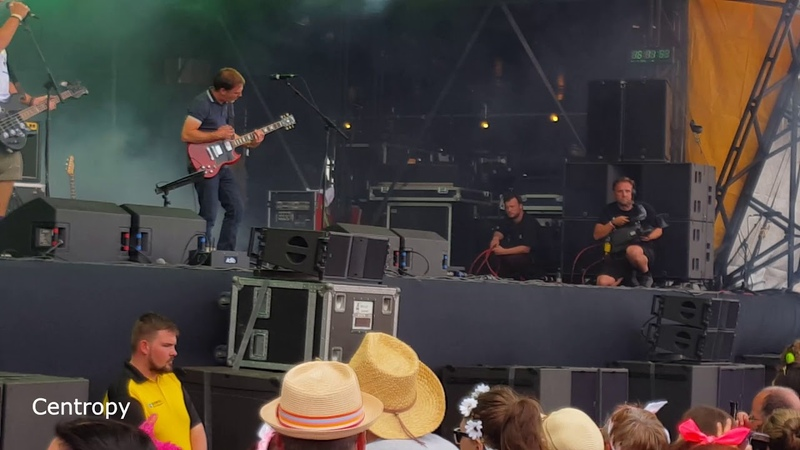 Peter Hook and the Light Joy Division New Order Rewind Scotland 2018