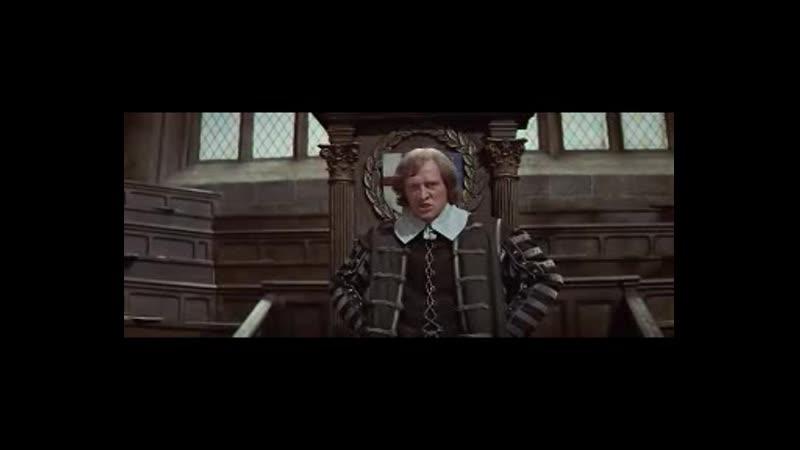 Кромвель и Парламент