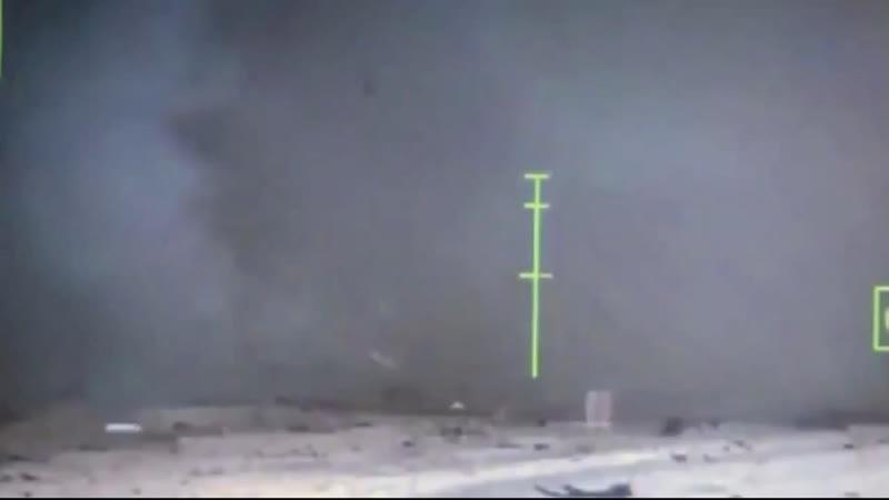Terör örgütü PKKYPG'nin Tel Abyad'da bomba yerleştirerek tuzakladığı araç, Mayın El Yapımı Patlayıcı Tespiti ve İmha (METİ)