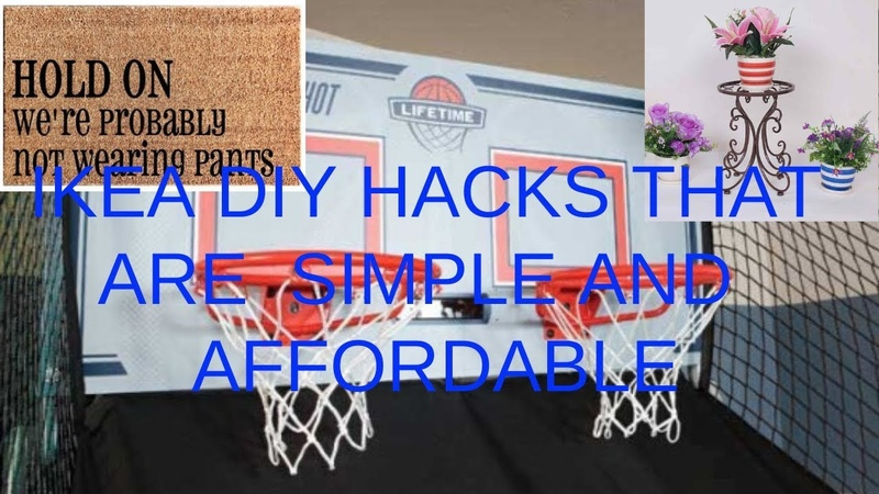 BEST OF IKEA DIY HACKS THAT ARE SIMPLE AND AFFORDABLE THAT YOU LOVE