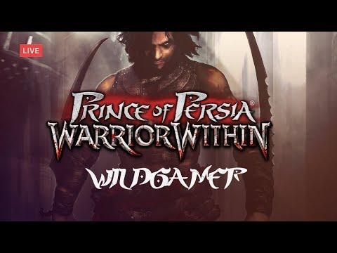 WildGamer Стрим Prince Of Persia Warrior Within Часть 1