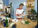 Жить вкусно с Джейми Оливером 48 серия Японская кухня на западе гиозы со свининой соус коктейль марини сабу сабу