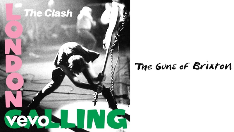 The Clash - The Guns of Brixton (Official Audio)
