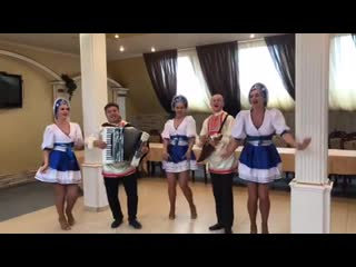 "Прект ""БАЛАЯН"" Павел Егоров,  Дмитрий Семчишин, шоу балет ""De Oro""-Зацепила"