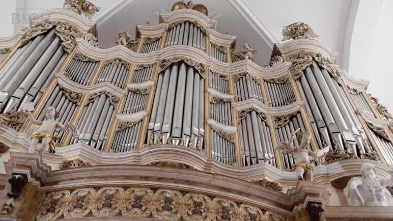 615a J S Bach In dir ist Freude Orgelbüchlein No 17 BWV 615 Theo Jellema organ AoB