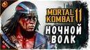 НОЧНОЙ ВОЛК - ОБЗОР! ФАТАЛИТИ, БРУТАЛИТИ И КОНЦОВКА! СКИНЫ ➥ Mortal Kombat 11 11 [2K]