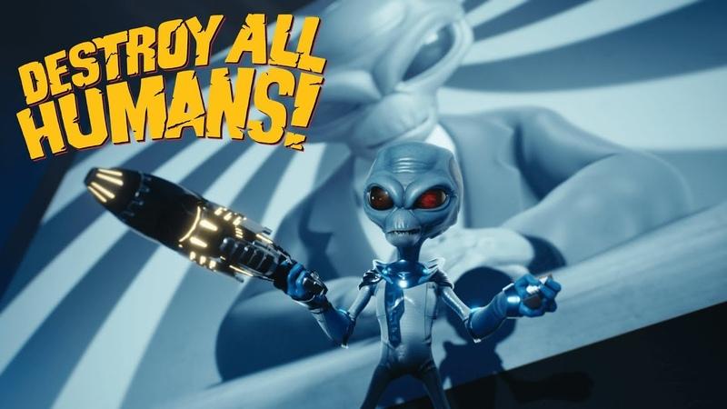 Destroy All Humans! - Ich Will Trailer
