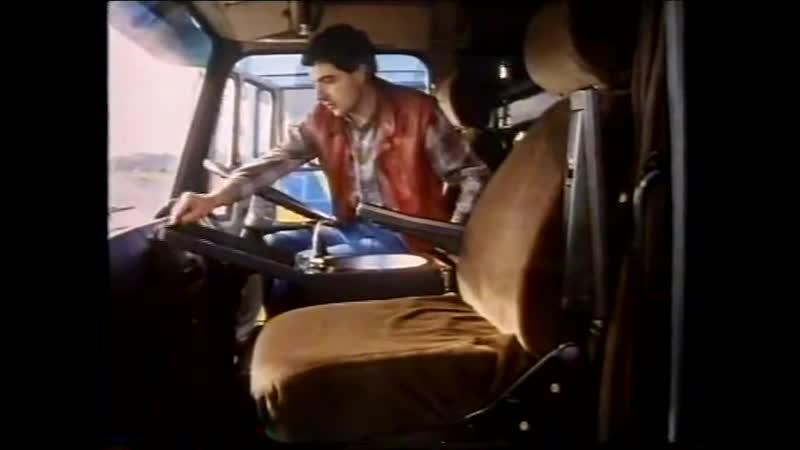 Rowan Atkinson - Motor Show - Birmingham NEC 1984.