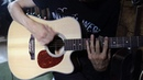 Обзор электроакустической гитары Cort MR500E-OP MR