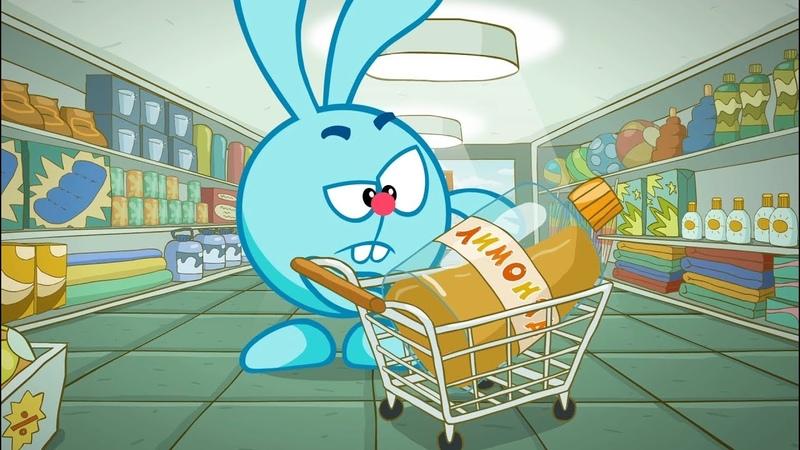 Азбука финансовой грамотности Лимонадный Крош Смешарики 2D Обучающие мультфильмы
