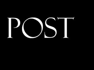 Post (2019) -- / Video-art-horror