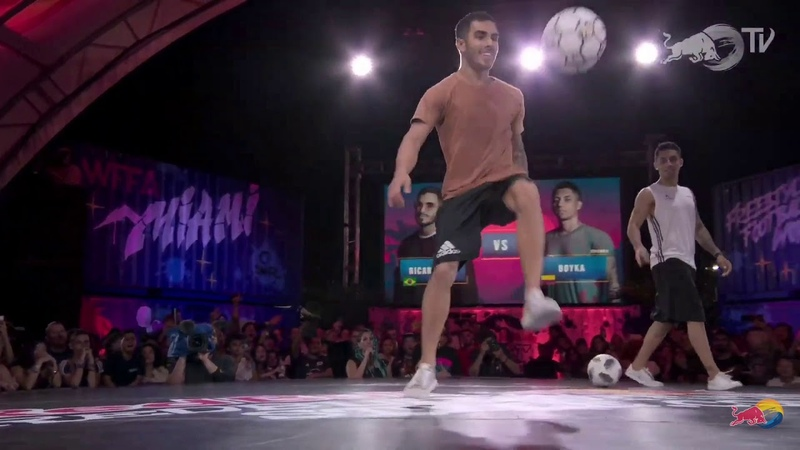 Boyka vs Ricardinho RBSS 2019 final