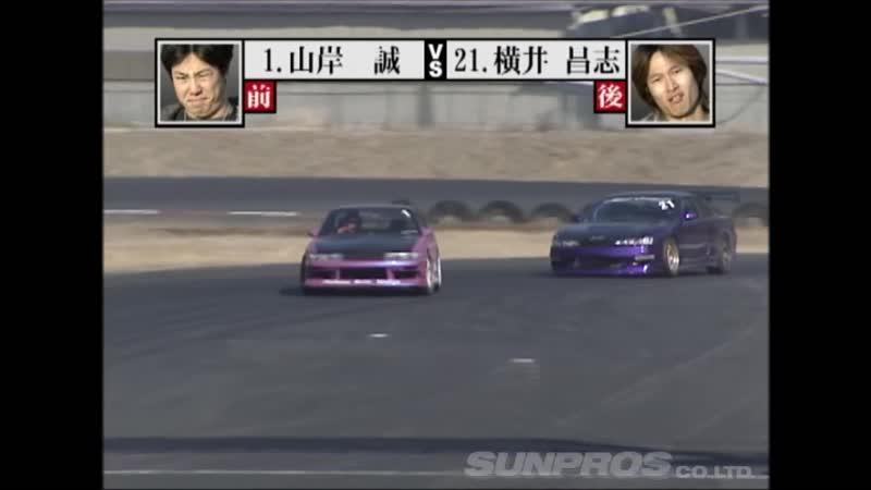 Drift Tengoku 38 — 第11回 いか天個人戦 全国大会 at Nikko Circuit 3.
