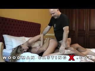 WoodmanCastingx - Polina Maxim - Casting Hard - Anal Sex