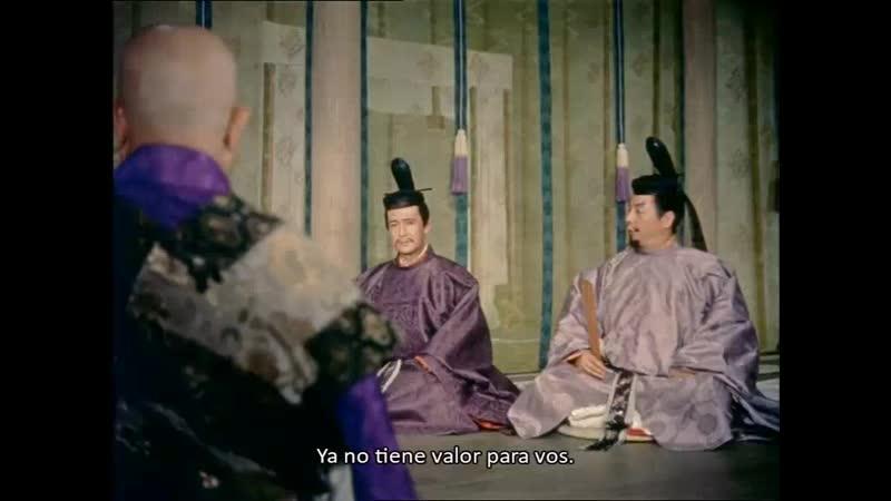 El héroe sacrílego Kenji Mizoguchi 1955