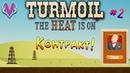 МЫ ЗАКЛЮЧИЛИ СДЕЛКУ! • Turmoil - The Heat Is On Прохождение • 2