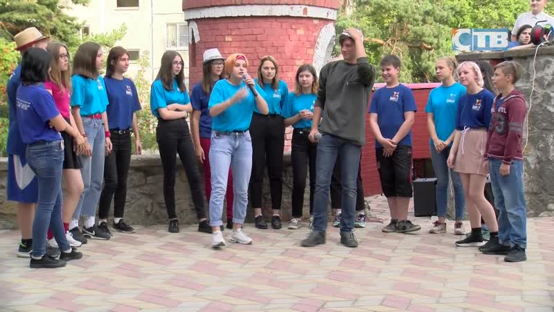 21 08 2019 Концерт молодежных трудовых бригад в Андерсенграде