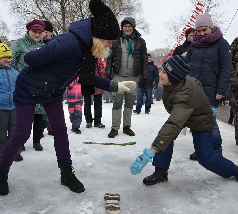 Дружина «Владимир» приняла участие в организации городских масленичных гуляний