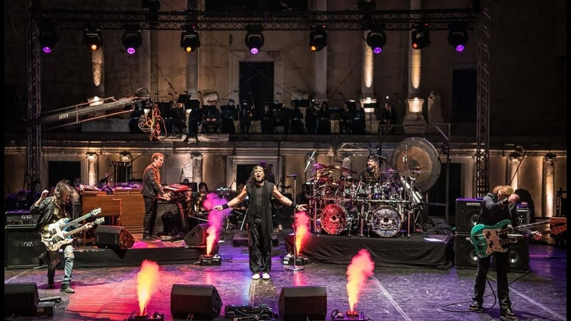 Sons of Apollo - Lines In The Sand Live in Plovdiv
