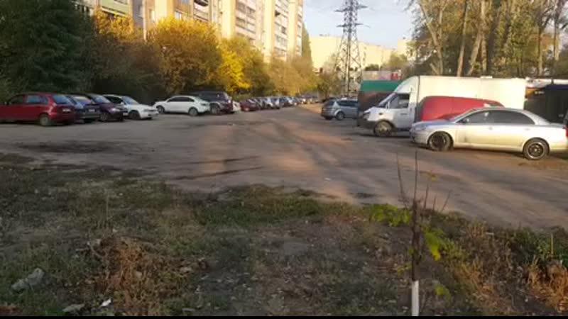 Бесчеловечные тротуары и дворы Коминтерновский район Часть 1
