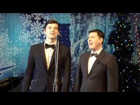 Последний час декабря (М.Леонидов - Н.Фоменко) - вокальная группа Лицы, г. Фурманов