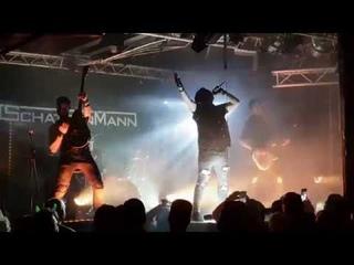 Schattenmann '9mm' - Live @ Der Cult Nürnberg // 23.02.2019