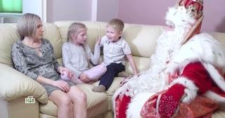 Дед Мороз и его команда исполнили сокровенные желания юных пермяков