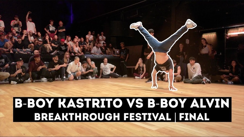 KASTRITO VS ALVIN | FINAL POWERMOVES | BREAKTHROUGH FESTIVAL 2019