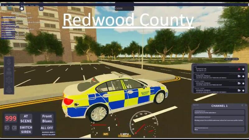 UK:RC Redwood County Ep1