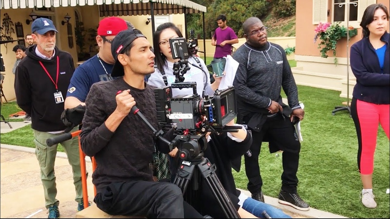 Снимаем в студий Universal Pictures Shooting in Universal Studios backlot