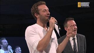 Barry Gibb - Sony Mobile Lifetime Achievement Award - Nordoff Robbins O2 Silver Clef Awards