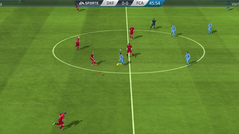 FIFA 16 ultimate IOS Android Replay Gameplay 1080p 235