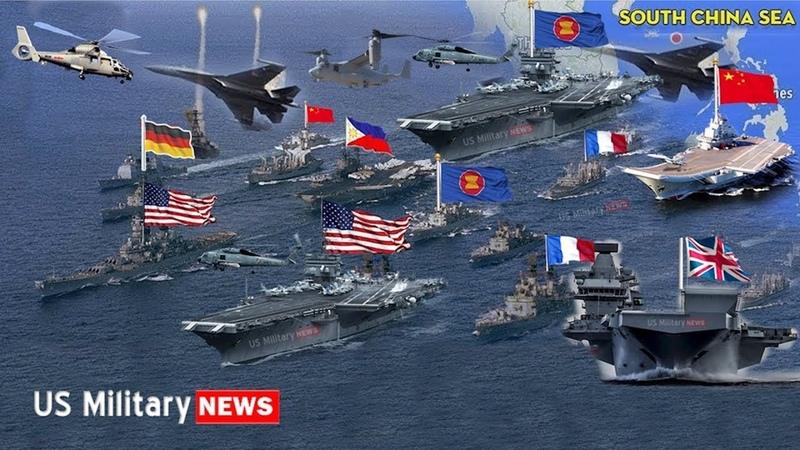 (Sep 20, 2019) SOUTH CHINA SEA Latest News - US / UK / France / Germany / ASEAN / China